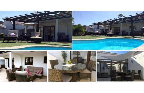 Villa con piscina sul mare Via Delle Palme, Simius – (CA)