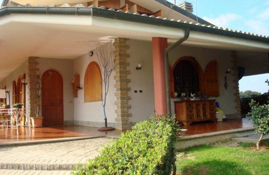Villa ecologica con fotovoltaico e celle termiche Via dei Casaletti, Cerveteri – (RM)