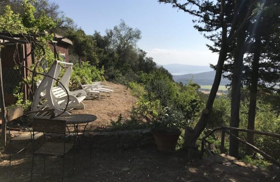 Villa La Tordara, Monte Argentario – (GR)