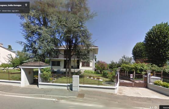 Casa vifamiliare indipendente con ampio giardino Donatori di sangue, Parma – (PR)