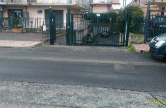 Ampio garage Via della Seta, Chianchitta-Pallio – (ME)