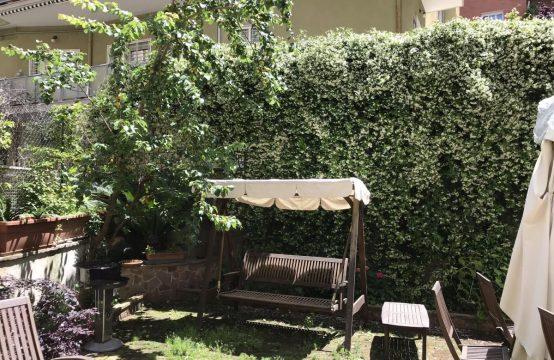 Piano terra Via Cesio Basso , Roma – (RM)