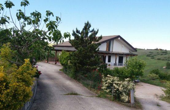 Villa indipendente Via della Botte, Potenza – (PZ)