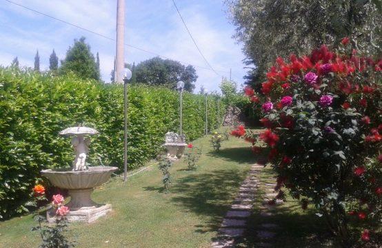 Villa con due dependance a Formello (RM) Via Monte Massaruccio, Formello – (RM)