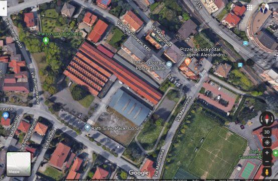 Renate Brianza-Area residenziale/commerciale