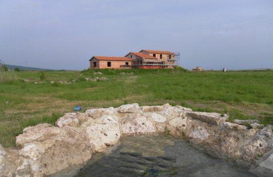 Casale Unico con piscina acque termali a VULCI